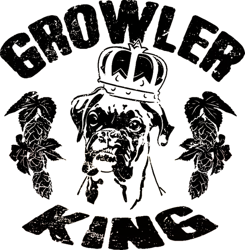Growler King Beer in Southern Oregon
