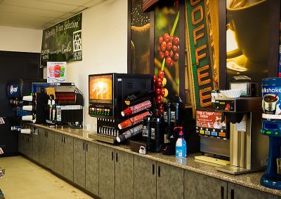 beer growler fill station central point