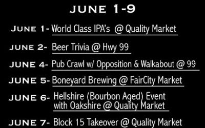 Medford Beer Week is Here!! – Central Point