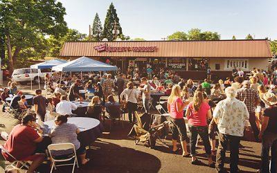 4th Annual Block Party feat. Fogline June 15th Medford Beer Week